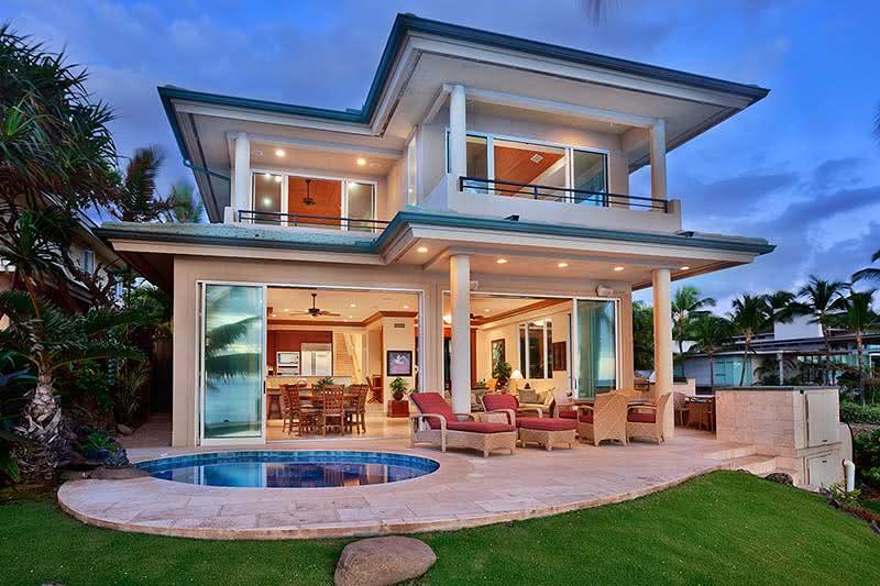 top casas mais caras do mundo : ... paisagem do entorno ? rodeado de lindas vistas do oceano