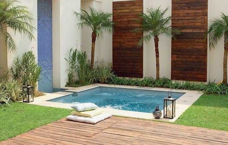 49 fotos de paisagismo para piscinas inspire se for Paisajismo para piscinas
