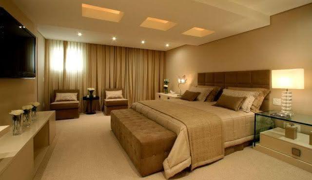 50 ambientes com cortinas modernas e elegantes fotos for Ver modelos de cortinas