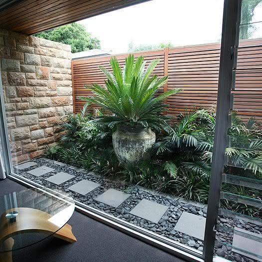 50 jardins pequenos incr veis para casas e apartamentos for Qld garden design ideas