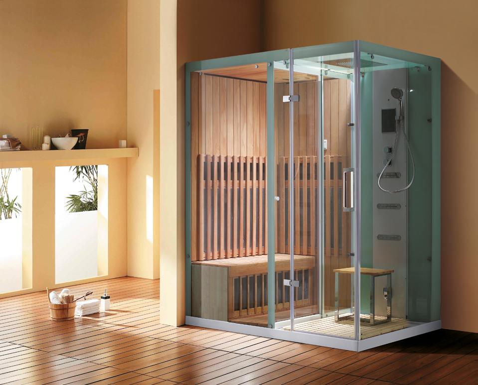 Cabines de banho