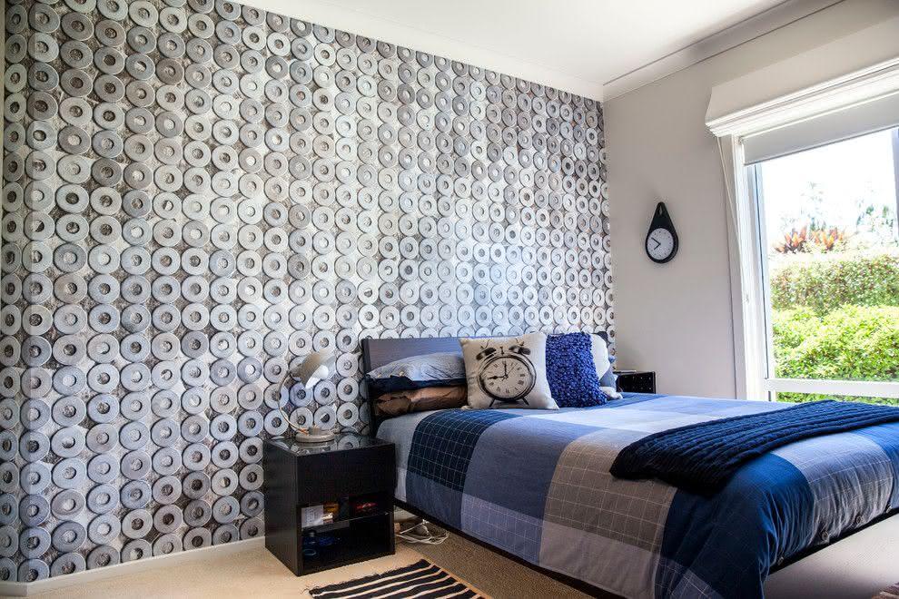 90 quartos de adolescentes com fotos inspiradoras - Placas para decorar paredes ...