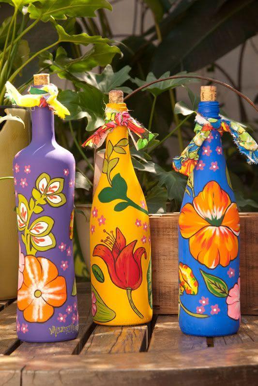 Estampa de chita na decoração de festa junina