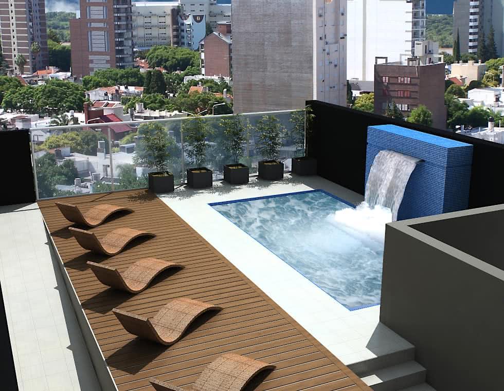 90 piscinas pequenas modelos projetos fotos lindas - Motor de piscina ...
