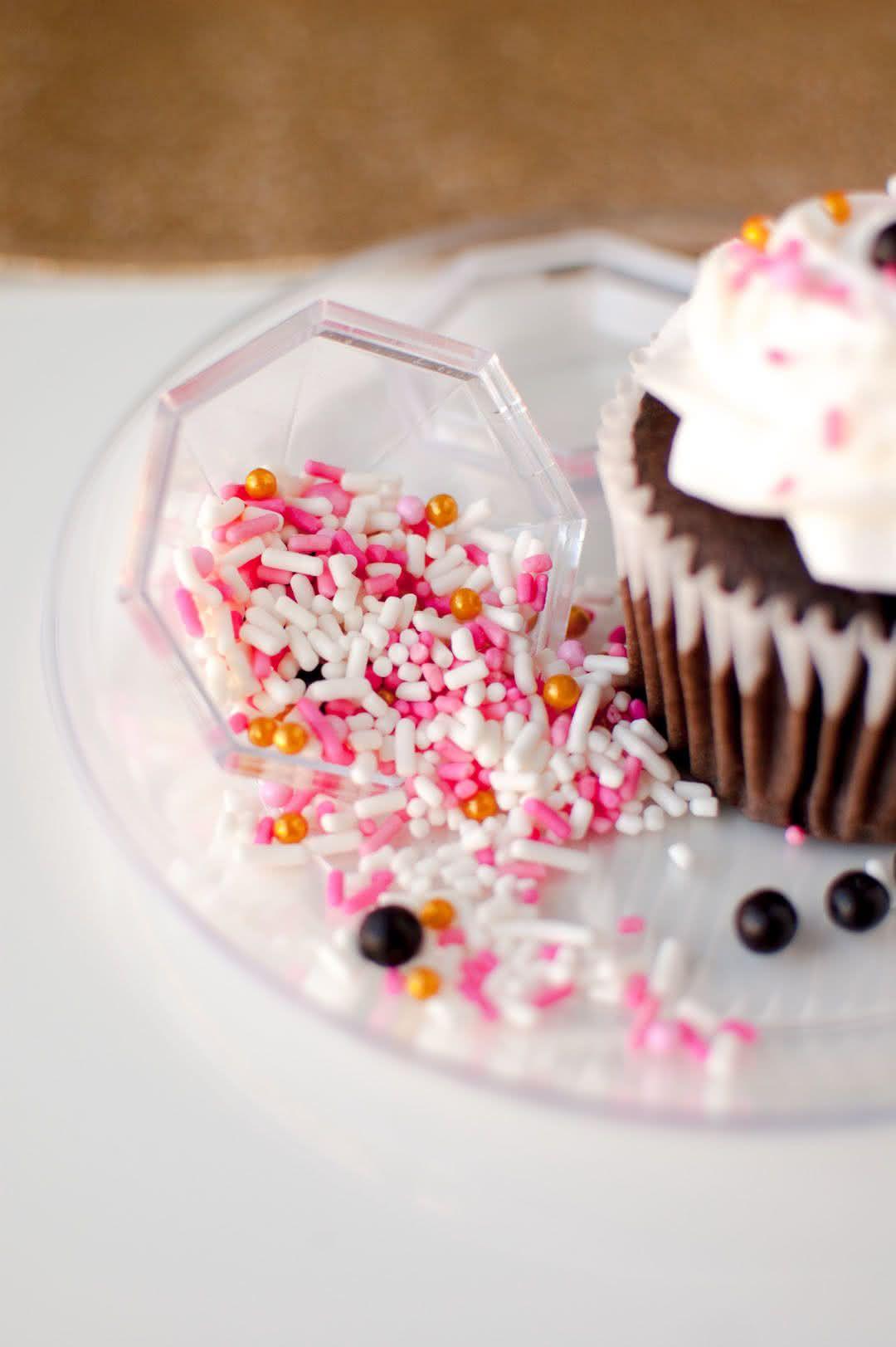 Cupcake de sobremesa