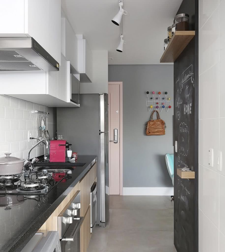 60 Pisos Para Cozinha Modelos E Tipos E Materiais - Decorar-pisos-pequeos