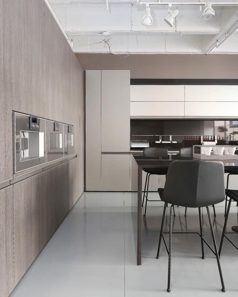 60 pisos para cozinha modelos e tipos e materiais for Pisos porcelanatos fotos