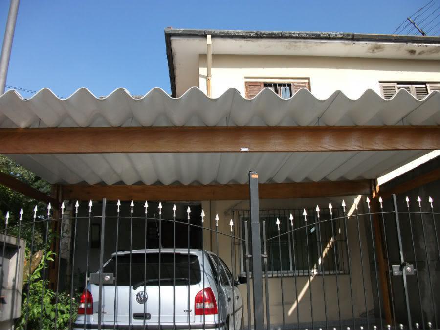 40 Coberturas Para Garagens Modelos E Fotos