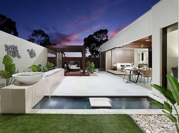 50 piscinas pequenas inspiradoras para o seu projeto for Piscinas de casas pequenas