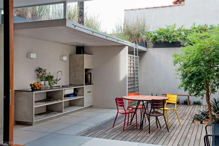 Modelos de pisos para reas externas 39 fotos for Piso rustico moderno