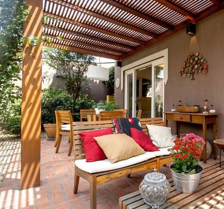 Modelos de pisos para reas externas 39 fotos for Pisos decorados con estilo