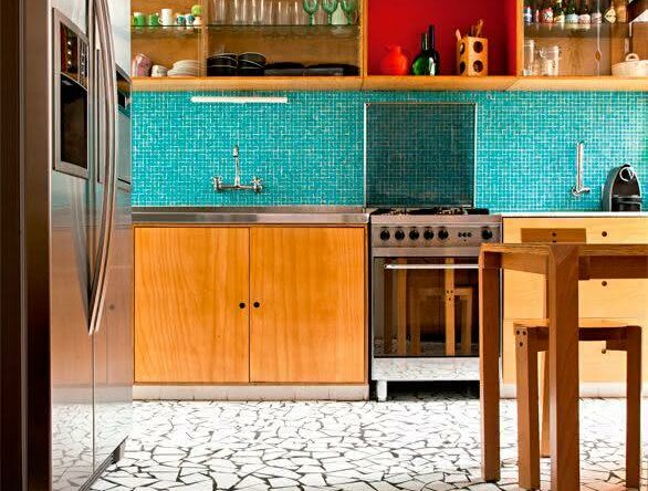 60 Pisos para cozinha: modelos e tipos de materiais