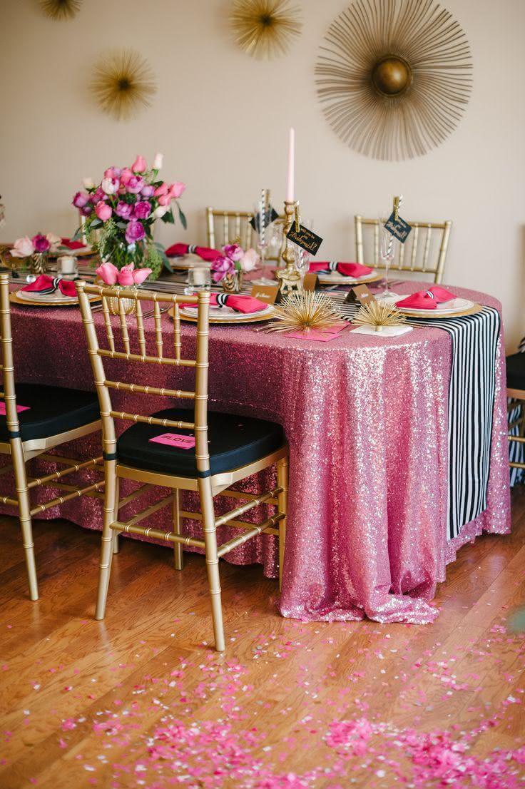 Inspire-se nessa composição de mesa e arrase!