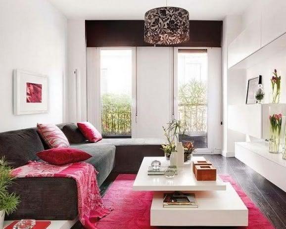 salas de estar pequenas 77 projetos incr veis   fotos