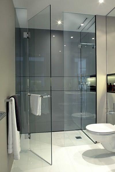 50 Modelos de Box para Banheiro para Você se Inspirar -> Banheiros Simples E Arrumados