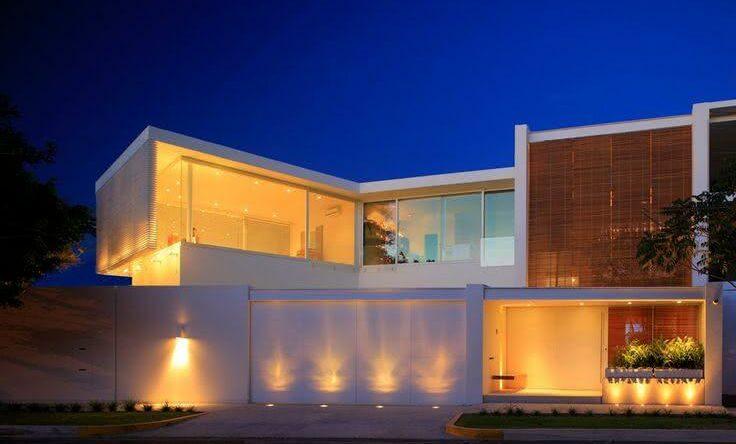 110 Modelos de portões residenciais, tipos, aberturas e mais