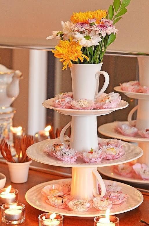 50 ideias para decorar uma festa de noivado fotos - Decoracion facil y barata ...