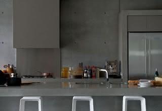 Modelos de banquetas para cozinhas
