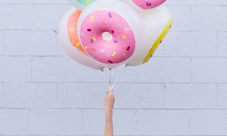 Decoração com balões: 85 inspirações para decorar