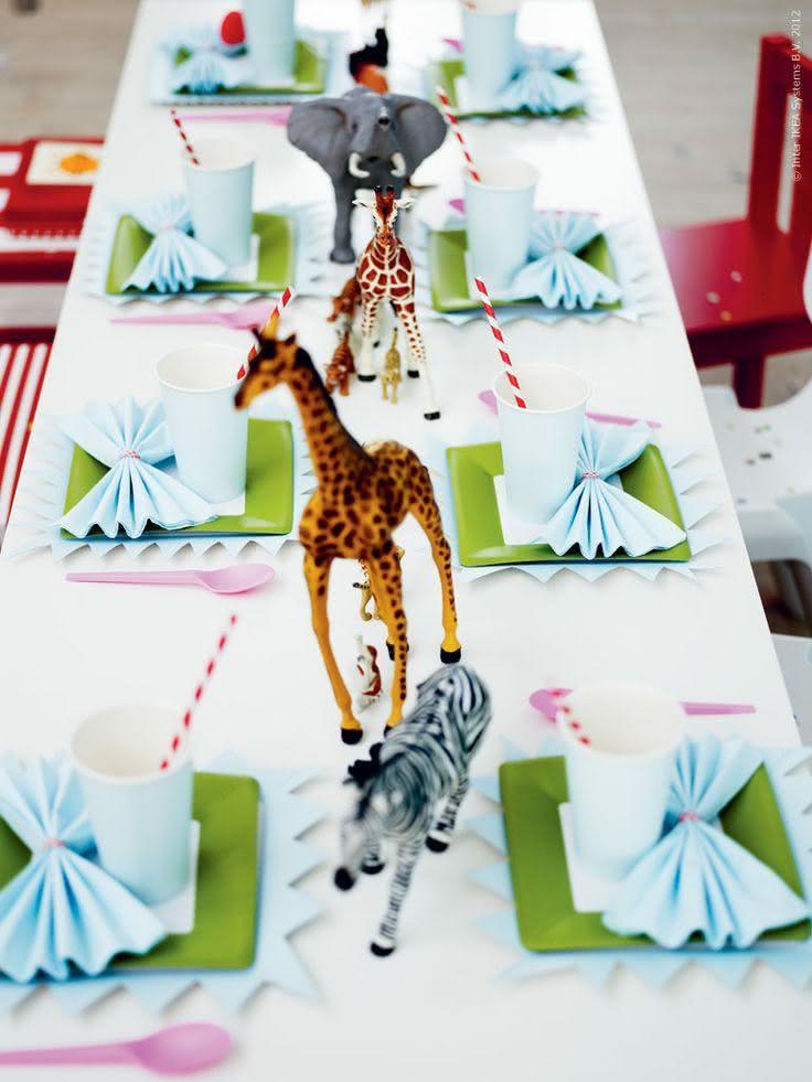 decoracao zoologico festa infantil:Imagem 36 – Decoração navy para festa infantil