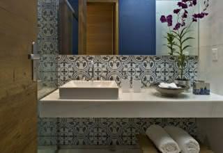 Ladrilhos hidráulicos na decoração de ambientes
