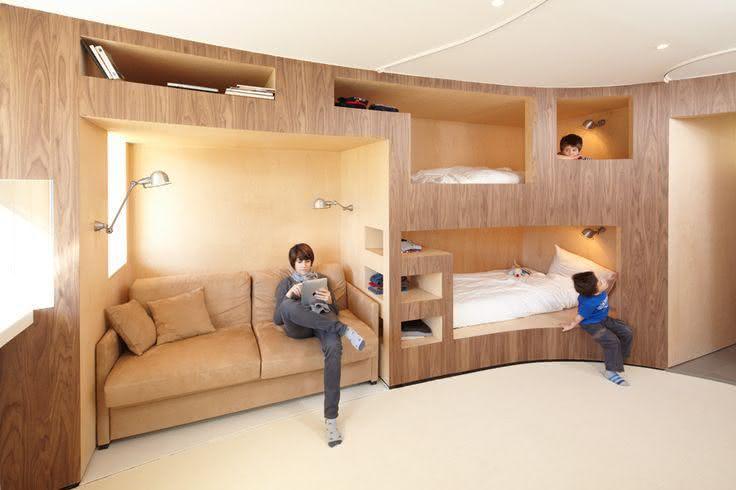 100 quartos de adolescentes decorados para te inspirar