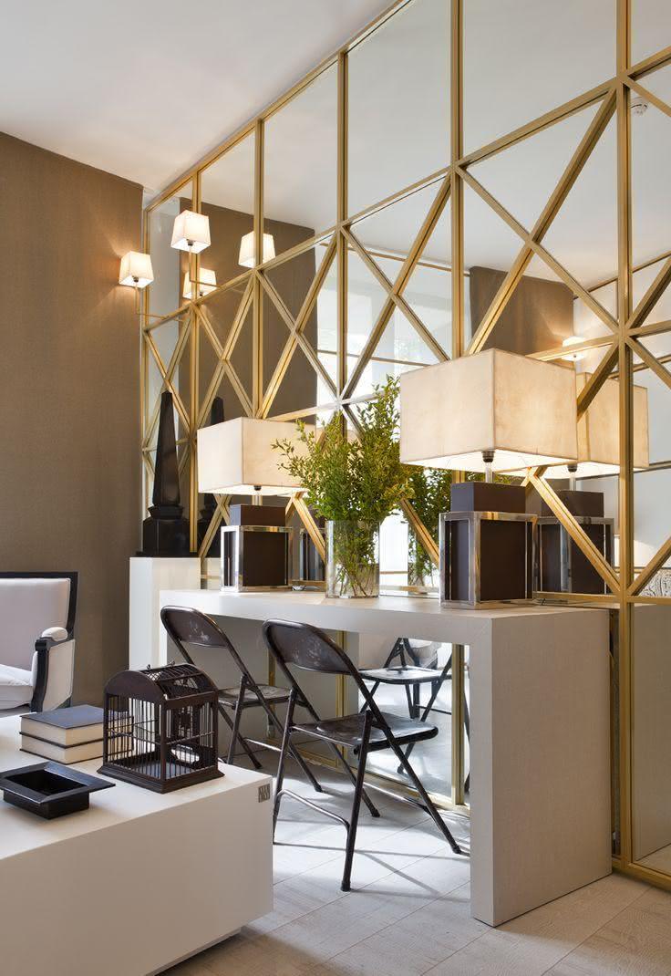 50 espelhos decorativos inspiradores para seu projeto for De square design and interiors