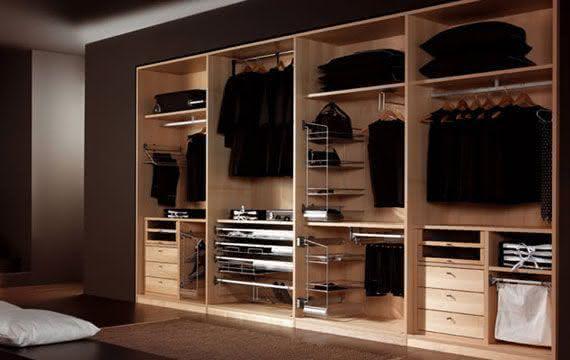 50 dicas para ter arm rios embutidos perfeitos for Interior designs cupboards