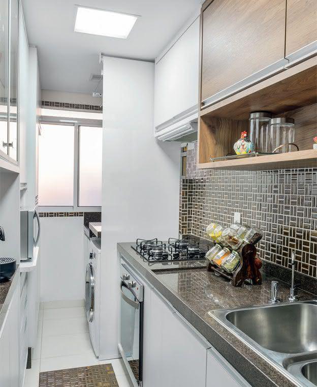 45 pisos para cozinha: modelos e tipos de materiais