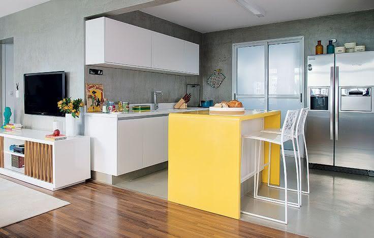 60 pisos para cozinha modelos e tipos e materiais for Pisos tipos
