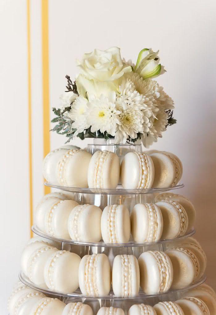 Macarons são leves, agradáveis e deliciosos!