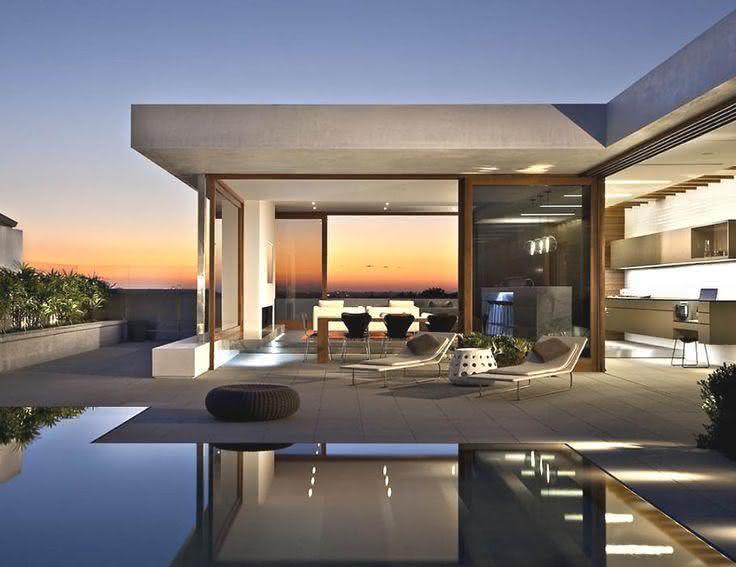 50 casas contempor neas inspiradoras para o seu projeto for Dream home designs usa