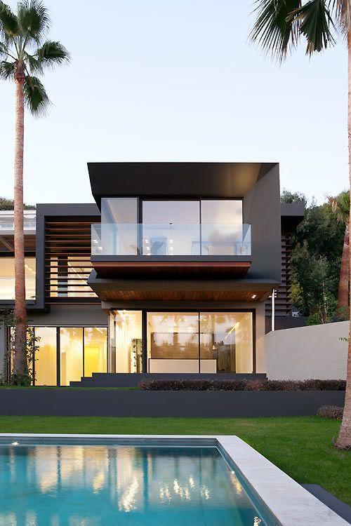 50 casas contempor neas inspiradoras para o seu projeto for Case moderne contemporanee