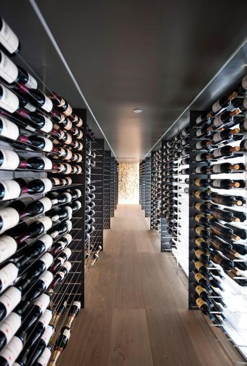 Adegas de vinhos