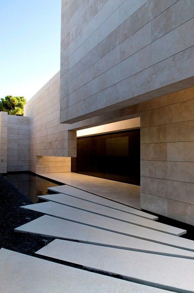 50 casas contempor neas inspiradoras para o seu projeto for Puertas prefabricadas precios