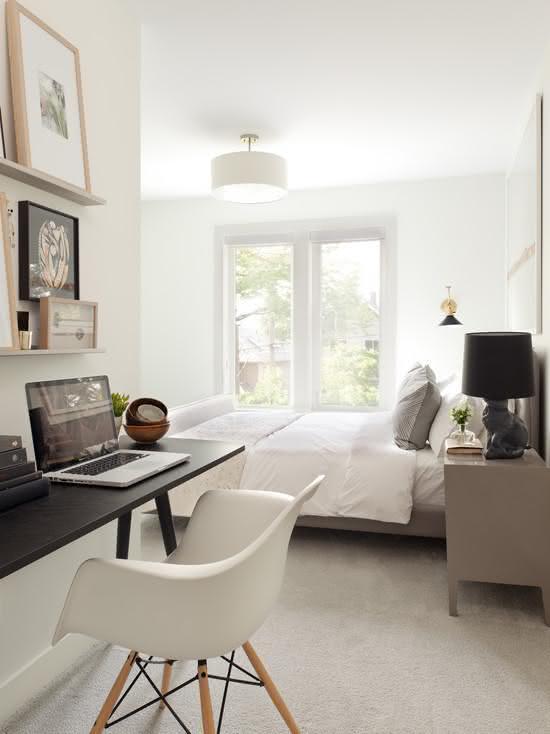 50 Escrivaninhas Para Quartos De Casal E De Solteiro
