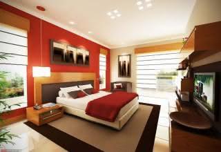 Quartos vermelhos: 60 projetos de decoração para se inspirar
