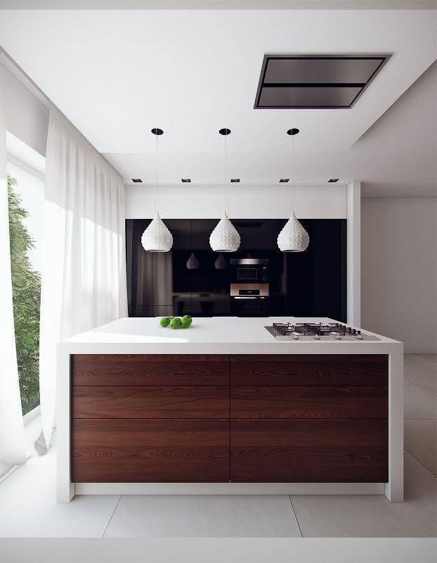 Cortinas para cozinhas