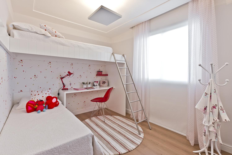 #BC0A16 Nesta proposta de quarto com predominância da cor branca o vermelho  1498x1000 píxeis em Cores Para Quarto Feminino Jovem