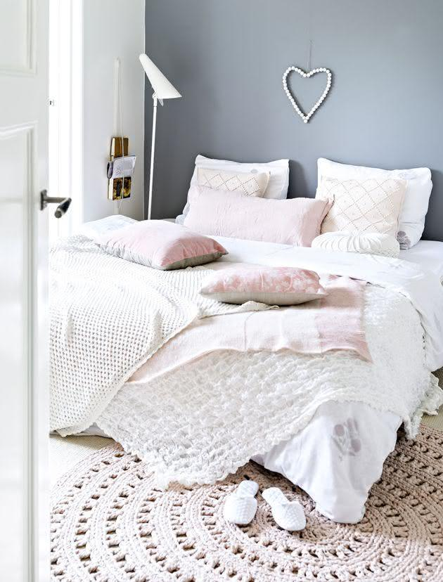 Tapete de croch barbante 100 fotos passo a passo for Deco slaapkamer chalet