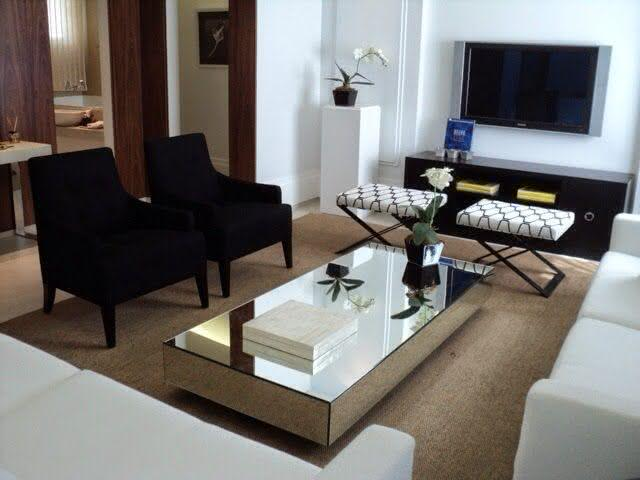 50 mesas de centro espelhadas lindas e inspiradoras for Mesas de centro grandes