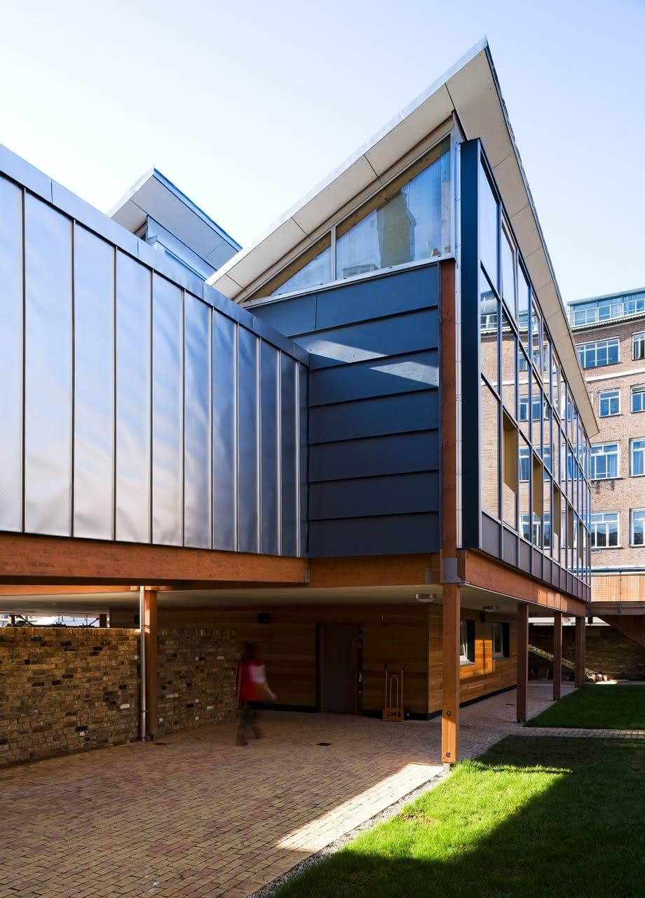 50 melhores faculdades de arquitetura no mundo for Cambridge architecture