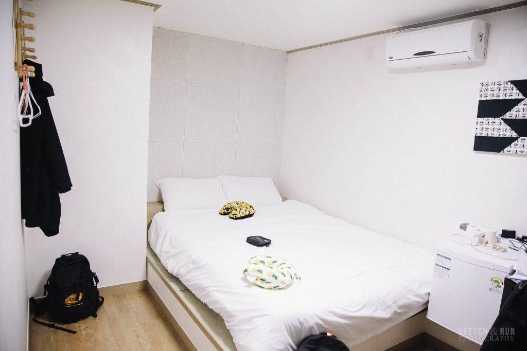 Decoração simples para quarto de casal