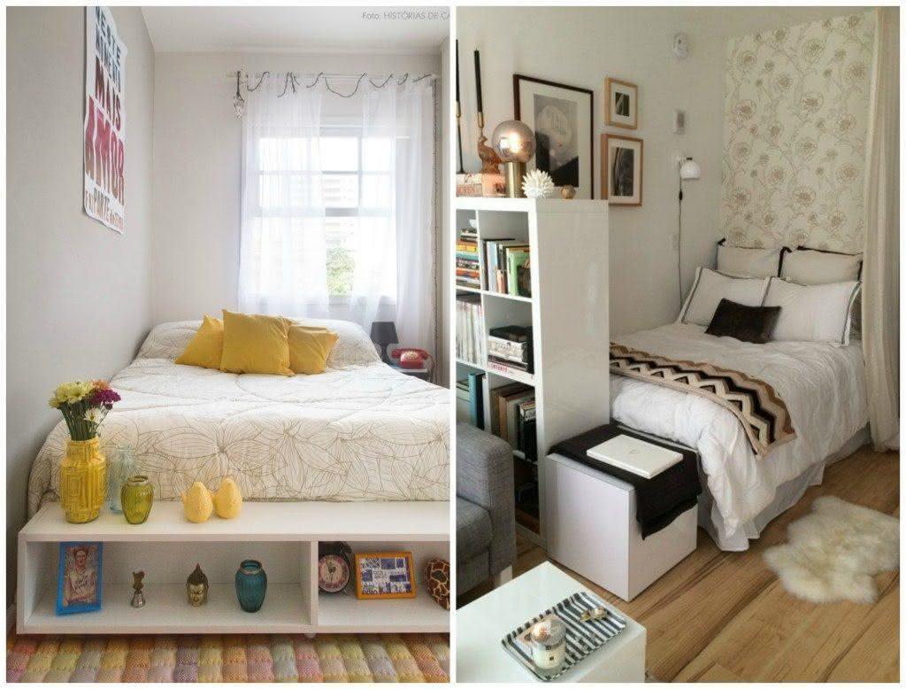 Image gallery quartos pequenos for Small room synonym
