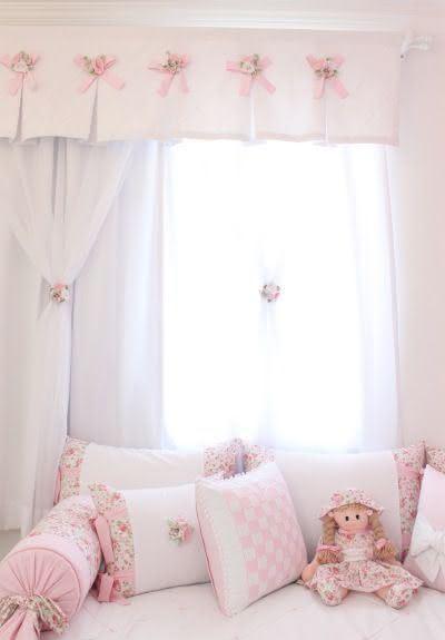 Cortinas para quartos de bebês