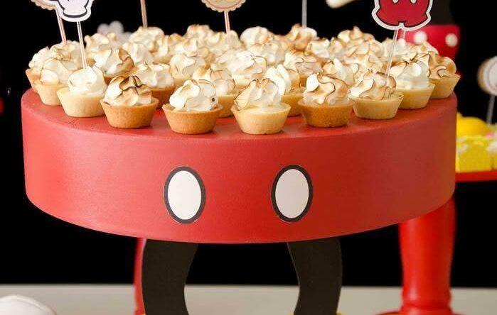 Decoração de festa infantil do Mickey: 90 ideias incriveis
