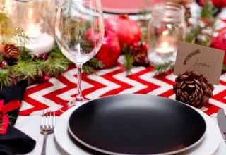 Decoração para mesa de Natal: conheça 75 ideias para decorar