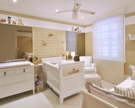 50 Cortinas para Quartos de Bebês  Modelos e Fotos