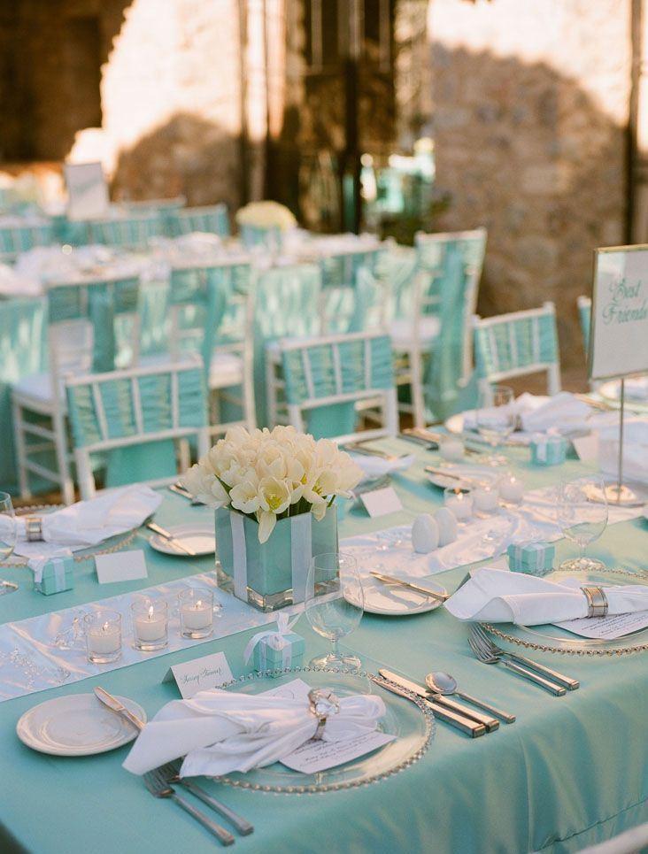 50 Ideias De Decora O De Casamento Em Tons De Azul
