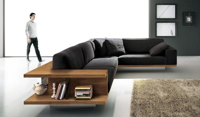 Ótimo para compor para salas que tem espaço de circulação.